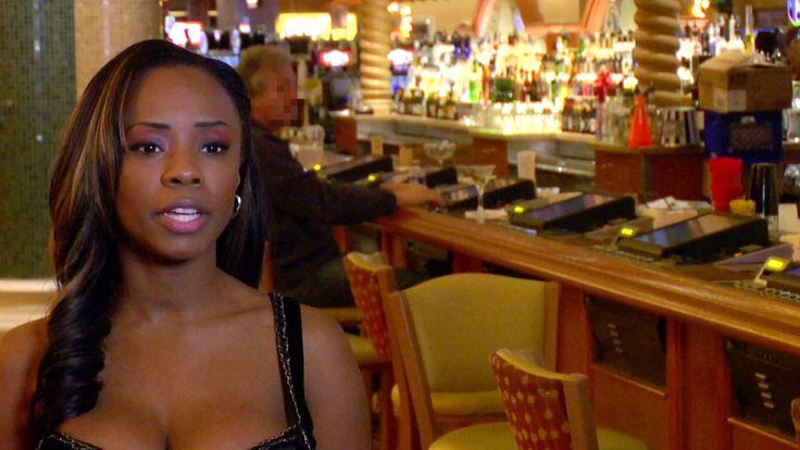 Follow cocktail waitress Charmaine Fobbs on the job in the
