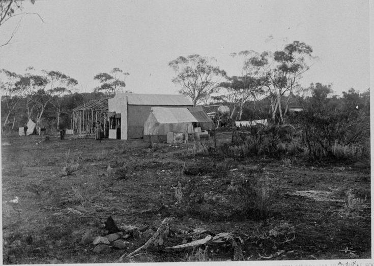 020831PD: First building at Gordon, near Kanowna, ca 1896 http://encore.slwa.wa.gov.au/iii/encore/record/C__Rb2958172?lang=eng