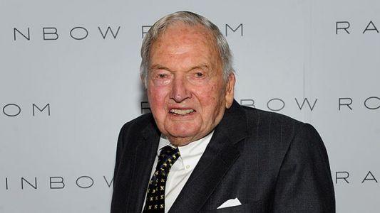 Billionaire Banker David Rockefeller Dies at Age 101 #news #alternativenews