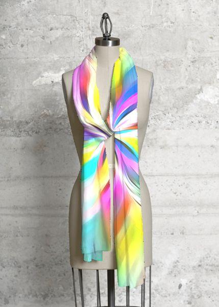Rainbow Mandala I
