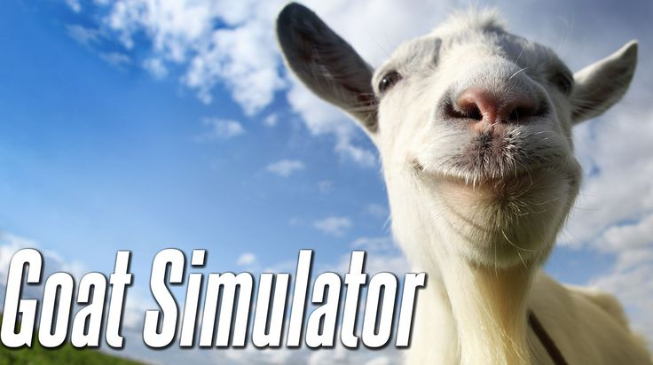 Goat Simulator Review: Delightfully Baaaaaad - http://leviathyn.com/pc/2014/04/06/goat-simulator-review-delightfully-baaaaaad/