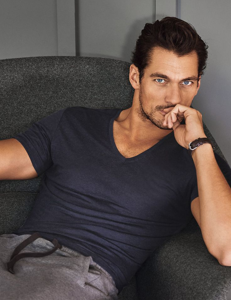 David Gandy for #GandyforAutograph @M&S