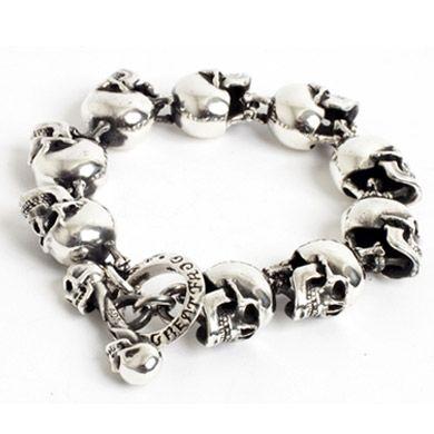 Skull Bracelet, The Great Frog