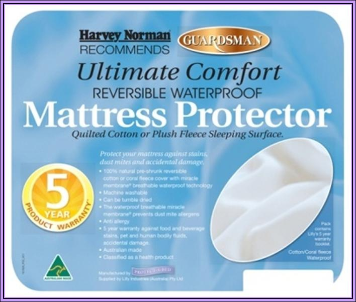 Ultimate Reversible Waterproof Mattress Protector from Harvey Norman New Zealand