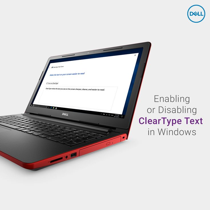 What is #ClearType Text in #Windows? How can it help ...