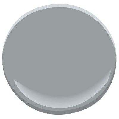 Kitchen cabinets Benjamin Moore pewter 2121-30