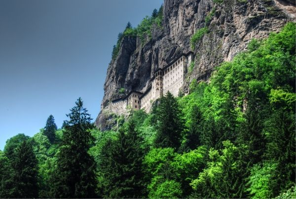 Sumela monastery Trabzon: Sumela Monastery, Geoff Holle, Favourite Places, Monastery Trabzon, Happy Place, Must Go Places, Holle Travel