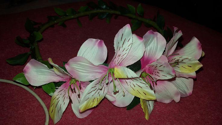 Handmade Crownflower