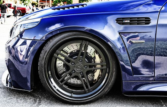 D2 Forged Wheels on a E60 BMW M5   Flickr - Photo Sharing!
