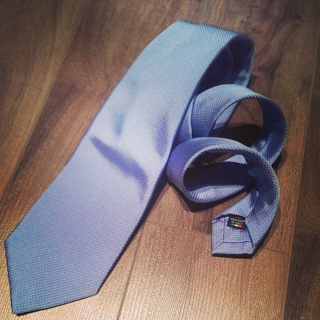 Our Carrick seven fold tie in light blue. Visit us at pheobesdee.com to get yours today. #sevenfold #sevenfoldtie #neckties #necktie #ties #suits #suitandtie #silk #mensstyle #menswear #mensfashion #fashion #clothing #dapper #handmadeinitaly #highfashion#gentleman #bespoke