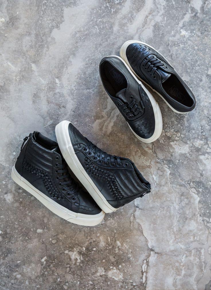 vans junior skor