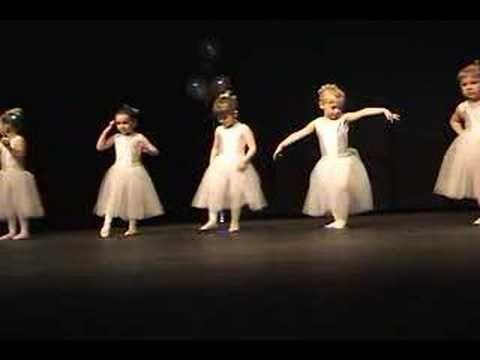 Hannah C's Dance Recital 3 years old - YouTube