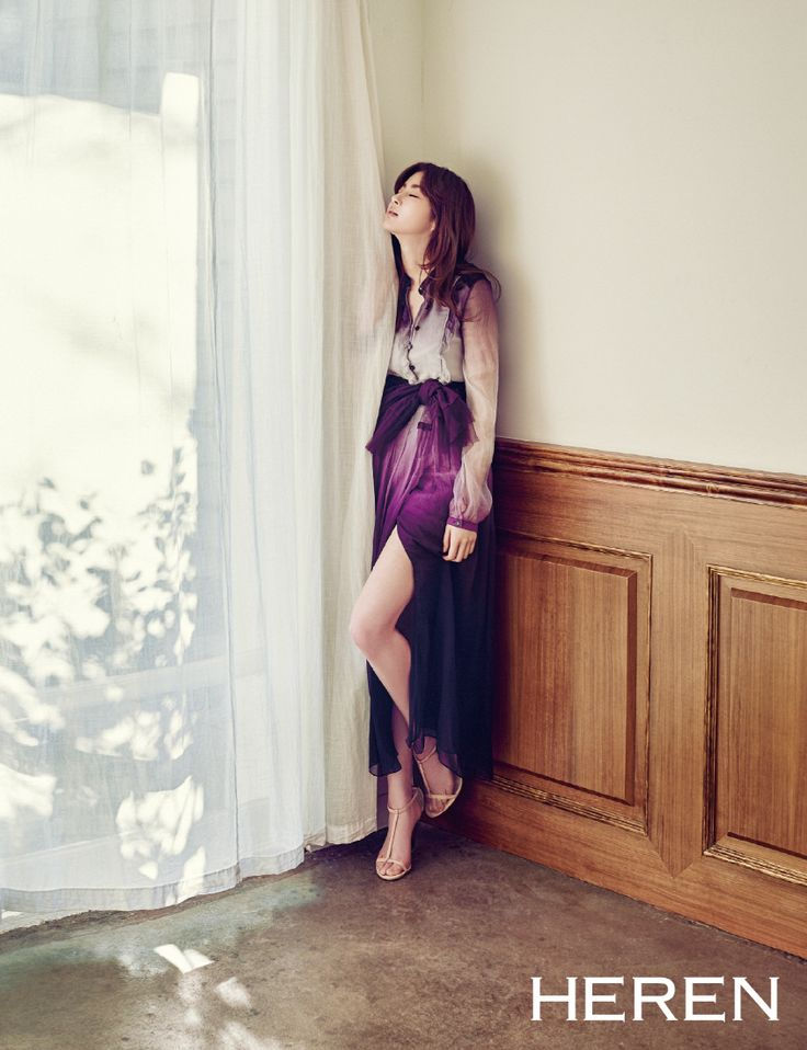 Kang Sora - Heren Magazine March Issue '15