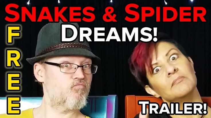 LEARN THE SPIRITUAL MEANING OF SPIDERS IN DREAMS! | SNAKE DREAMS, SPIDER DREAMS & THE KUNDALINI SNAKE  Dream Interpretation Spiders | Dream Interpretation Snakes | Kundalini Serpent Trailer  Spiritual meaning of spiders in dreams, the spiritual meaning of snakes in dreams, kundalini meaning & the kundalini snake. We will explore serpent symbolism, spider symbolism in dreams & snake symbolism in dreams. We will teach you about snake dreams, spider dreams & the kundalini.