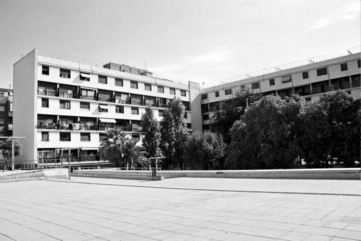 Casa Bloc, Barcelona 1939, Josep Lluís Sert, Joan Baptita Subirana y Josep Torres Clavé