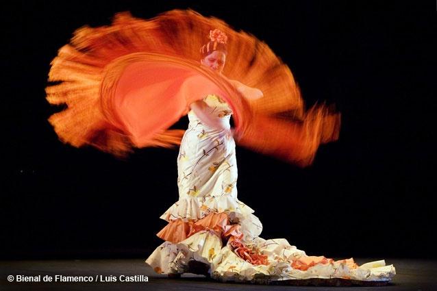 14th Bienal de Flamenco de Sevilla. Eva Yerbabuena. 'El huso de la memoria'.