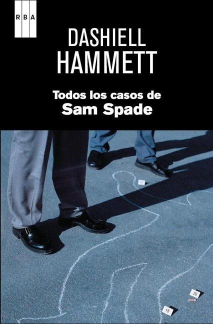 """Sam Spade, el rudo, irónico e incorruptible detective creado por Dashiell Hammett. Fumador empedernido  con nervios de acero. """"El Halcón maltés"""", uno de sus casos, fue llevado a la pantalla con gran éxito por Humphrey Bogart"""