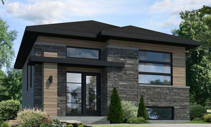 Planos de casas modernas 80m2 planos de la casa en 2018 for Casa moderna 80m2