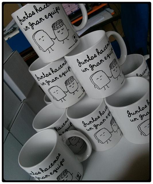 Tazas Personalizadas - www.chapea.com by Chapea.com, via Flickr