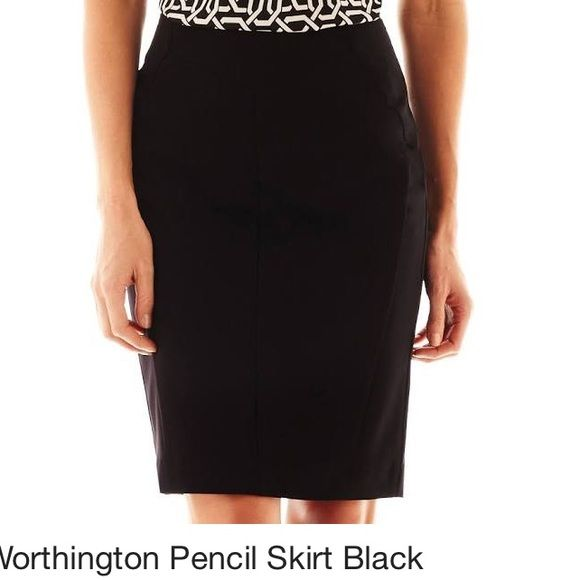 JC Penney Business Casual Skirt (4) JC Penney Business Casual Skirt (4)**I do not own this image. Added for visual purposes. Worthington Skirts Pencil