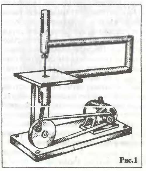 Настольный лобзиковый станок своими руками: чертежи, видео