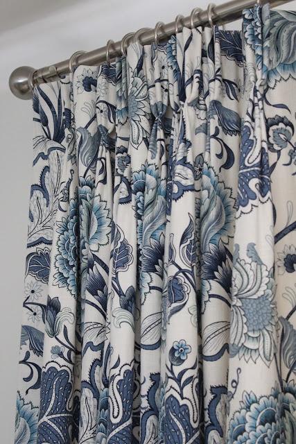 vGEORGICA POND INTERIORS - our home, blue and white decorating, Hamptons, coastal chic