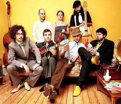 Gypsophilia - local band in Halifax, Nova Scotia