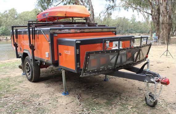 Popular  Caravan And Camping  Win A Crusader   Australian Competitions