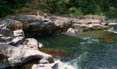Swimming Holes- Insider's Guide To Oregon Swimming Holes | Travel Oregon