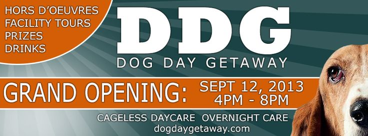 If you live in the Twin Cities, you should know about the Fabulous Dog Day Getaway in Apple Valley! Here's a chance to check them out in their new space!