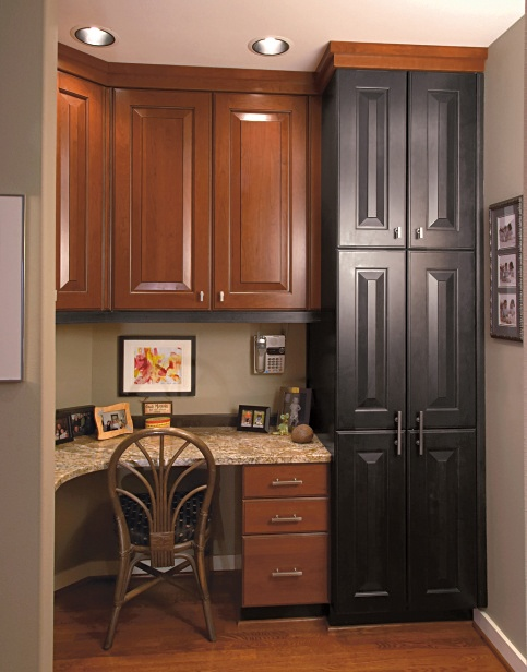 Contemporary Other Photo By Kitchen Craft Cabinetry   Homeclick Community