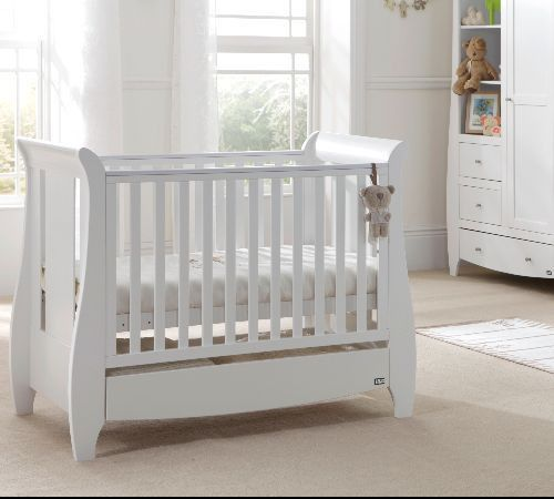 51 best Cots, Cot Beds & Cribs images on Pinterest | Cot bedding ...