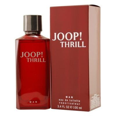 Joop! Thrill Cologne by Joop! for Men 3.4 Oz EDT