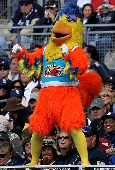 San Diego Chicken (Padres)