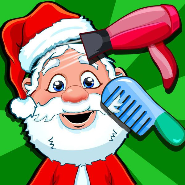 Download IPA / APK of Christmas Salon Spa & Hair Makeover Games for Kids for Free - http://ipapkfree.download/5673/