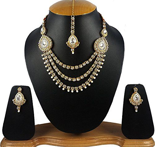 Dazzling Indian Bollywood Traditional Designer Kundan Nec... https://www.amazon.ca/dp/B06XVT6BYQ/ref=cm_sw_r_pi_dp_x_Jfl2ybT4B8NE0
