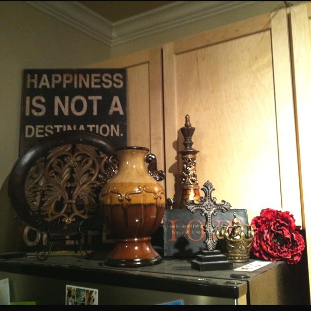 Kitchen Signs Hobby Lobby: 25+ Best Ideas About Fridge Decor On Pinterest