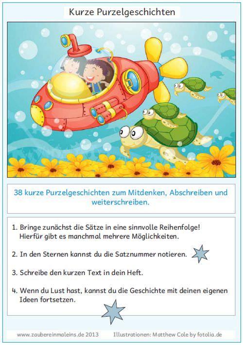 purzelgeschichten kartei zaubereinmaleins designblog schule deutsch unterricht schule. Black Bedroom Furniture Sets. Home Design Ideas