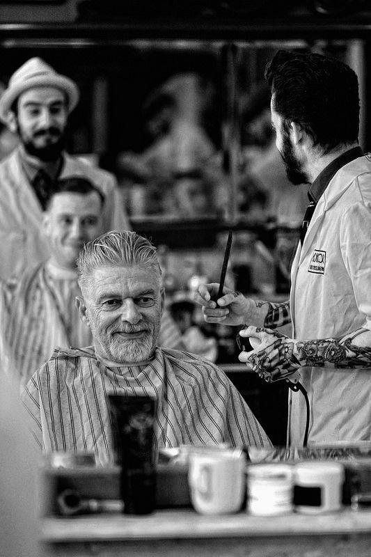 Foto's taken at Schorem Haarsnijder en Barbier