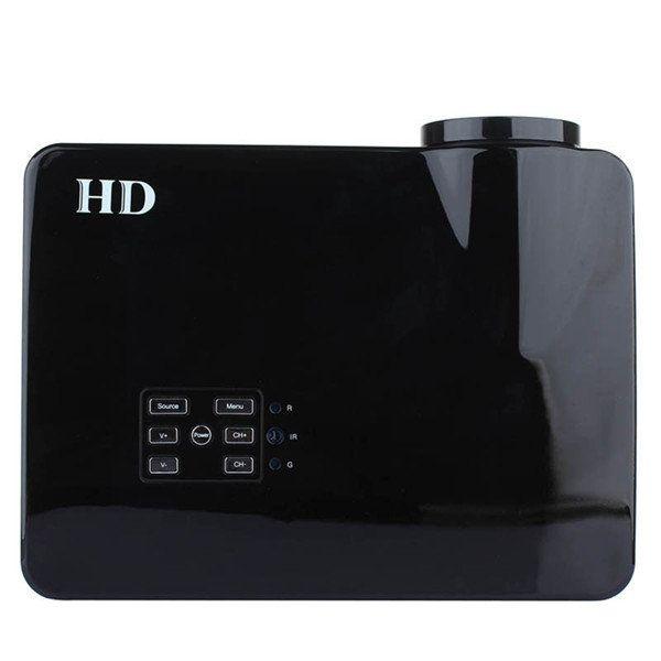 UHAPPY U2 WIFI Android4.4 1080P HD LED Projector 3D 3000 Lumens 1280x768 Smart B - US$256.99
