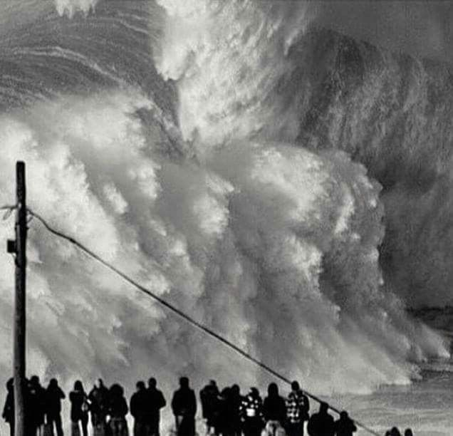 Nazare, Portugal, Monster waves