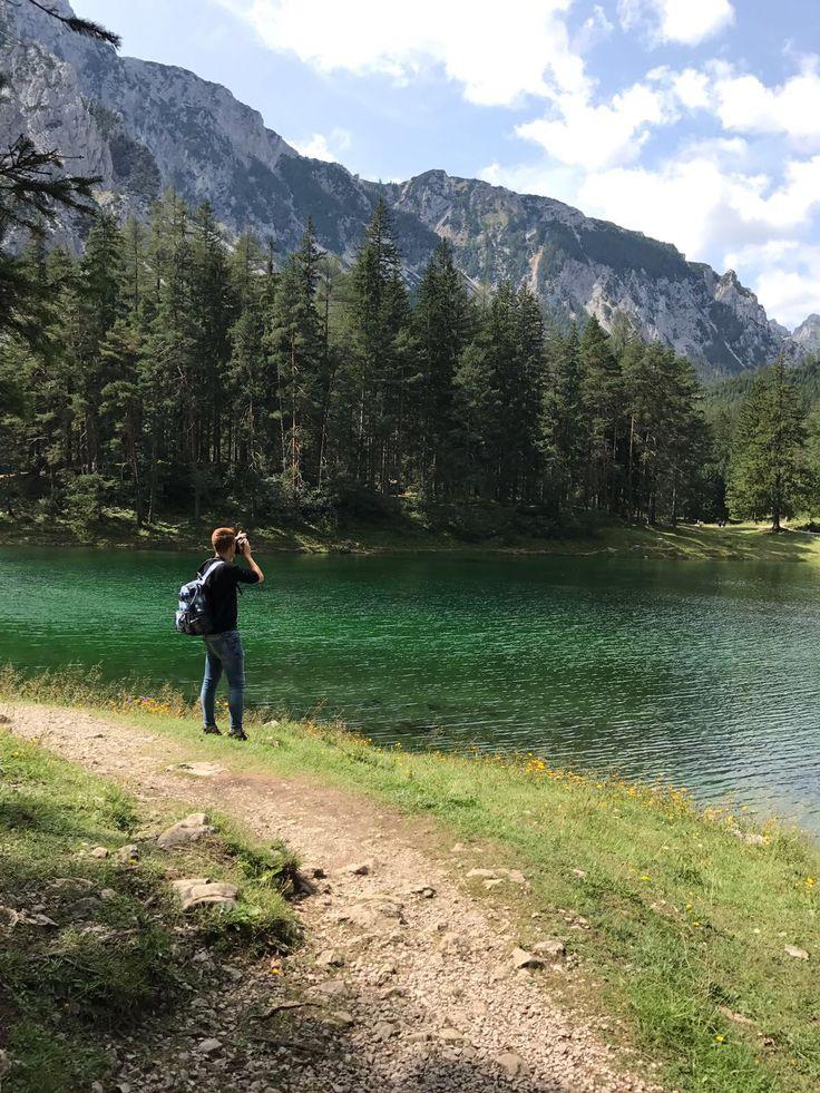 at the green lake 🏞