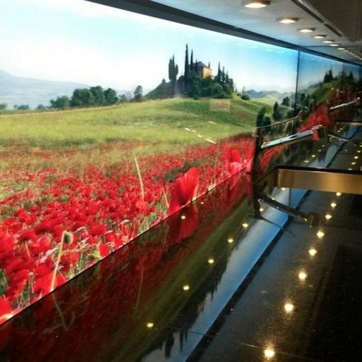 7 best LED Küchenrückwand images on Pinterest Products, Tuscany - motive für küchenrückwand