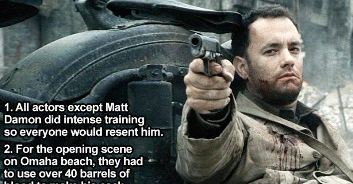 30 Unbelievable Behind-The-Scenes Stories From 'Saving Private Ryan'. Mind Blown!