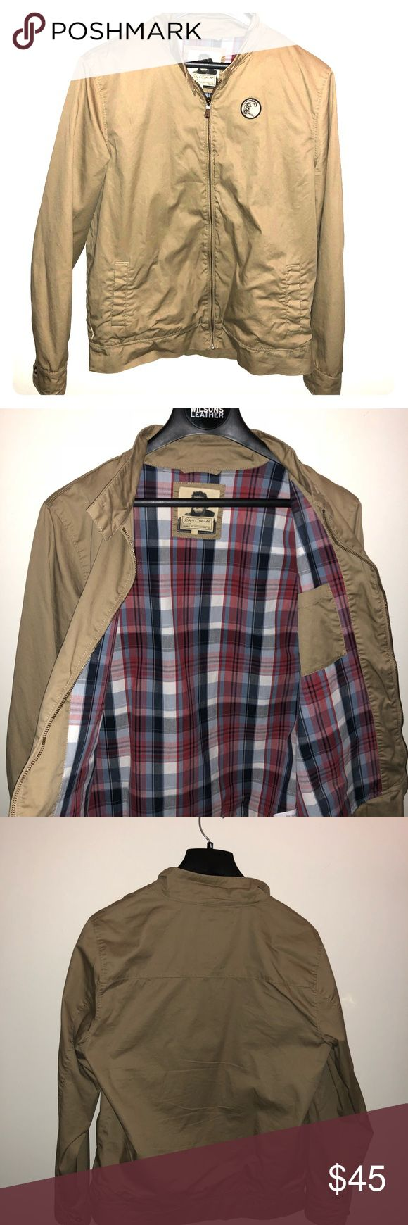 O'Neill Brown Jacket Comfy & Light O'Neill Jacket. Perfect for cooler weather and layers underneath. In great condition. Size Large O'Neill Jackets & Coats