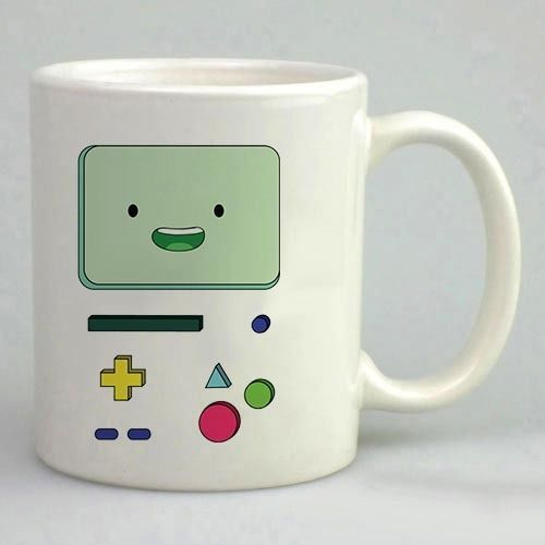 New Cheap bmo adventure time White Mug Tea Coffee Cup #Unbranded #Top #Trend #Limited #Edition #Famous #Cheap #New #Best #Seller #Design #Custom #Gift #Birthday #Anniversary #Friend #Graduation #Family #Hot #Limited #Elegant #Luxury #Sport #Special #Hot #Rare #Cool #Cover #Print #On #Valentine #Surprise