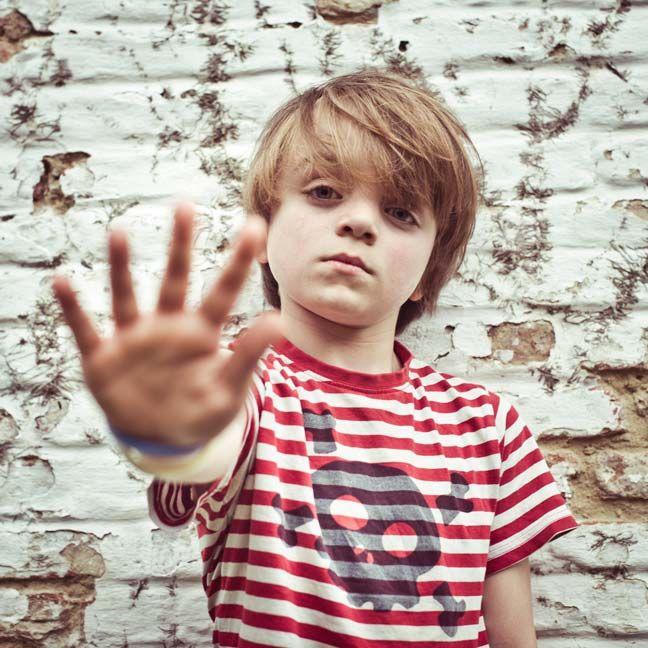 Klasse - kind weerbaar maken tegen pesten (rots & water)