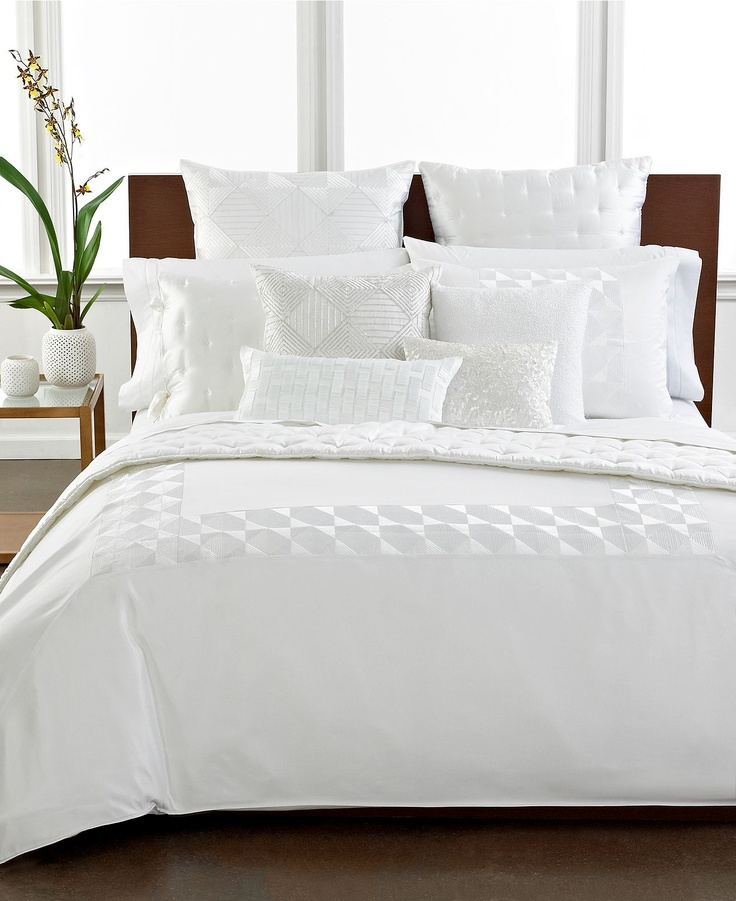 Reviews On Hotel Collection Bedding: Hotel Collection Bedding, Finest Embroidered Frame