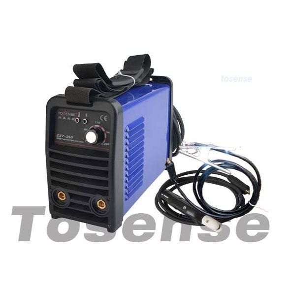 184.00$  Watch now - http://alihtq.worldwells.pw/go.php?t=32678765196 - portable single phase 220v 250a mma 250 dc tec invertor arc inverter welder for sale 184.00$