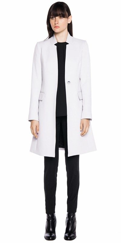 CUE - Double Weave Coat